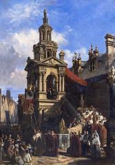 Fierte Saint-Romain ou chapelle Saint-Romain, à la Haute-Vieille-Tour -