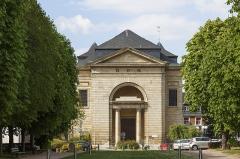Hospice général - English: Rouen, France: Chapelle Notre-Dame de la Charité within the Centre Hospitalier Universitaire Charles Nicolle
