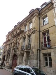 Ancien hôtel Bésuel - Français:   Hôtel Bésuel.
