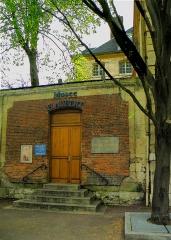 Hôtel-Dieu - Русский: Дом, в которм родился Флобер и его музей.