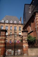 Immeuble -  Rouen_097_immeuble-107-rue-Beauvoisine