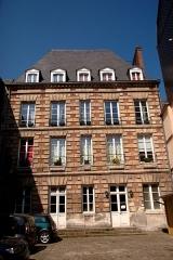 Immeuble -  Rouen_099_immeuble-107-rue-Beauvoisine