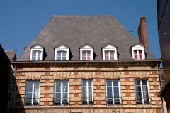 Immeuble -  Rouen_098_immeuble-107-rue-Beauvoisine