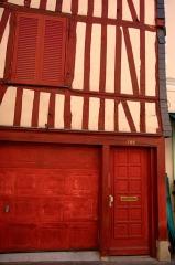 Immeuble -  Rouen_088_immeuble-166-rue-Beauvoisine
