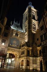 Tour du Beffroi -  Gros Horloge - Rouen