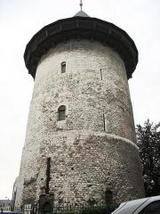 Tour dite de Jeanne d'Arc ou ancien donjon du château de Philippe-Auguste -  Rouen donjon 2 2007