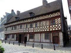 Maison dite de Henri IV -  St. Valery en Caux