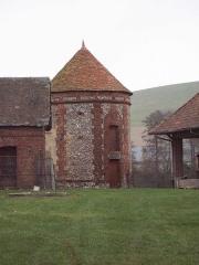 Eglise Saint-Martin - Français:   Colombier à Sigy-en-Bray, près de l\'ancienne collégiale.