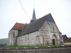 Eglise Saint-Martin - Français:   Eglise-abbatiale de Sigy-en-Bray.