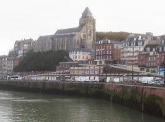 Eglise Saint-Jacques - Français:   Le tréport