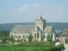 Eglise Saint-Martin -  Vatteville-la-Rue