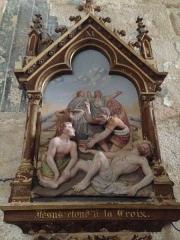 Eglise Saint-Martin - English:   Chemin de croix 11 église Saint Martin Veules les Roses France