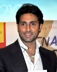 Ferme du Couvent - English: Abhishek Bachchan at a book unveiling ceremony, 2013