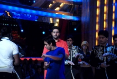 Ferme du Couvent - English: Abhishek Bachchan on the sets of 'Jhalak Dikhhlaa Jaa 5'