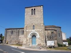 Eglise Saint-Martin - Français:   Eglise Saint Martin de Glenay - Vue Sud - Clocher Restauré