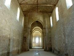 Ancienne église Saint-Savinien - Église Saint-Savinien de Melle