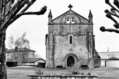 Eglise Saint-Léger-les-Melle - Français:   Église Saint-Léger-lès-Melle, Saint-Léger-de-la-Martinière