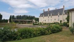 Château de Sanzay - English: Château du Bois de Sanzay