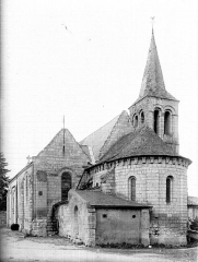 Eglise Saint-Martin - French archaeologist and photographer