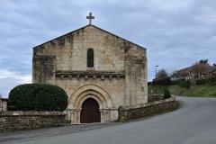 Eglise Saint-Romans - Français:   Église Saint-Romans, Saint-Romans-lès-Melle