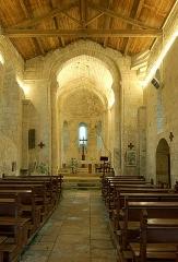 Eglise Saint-Romans -  Église de Saint Romans-lès-Melle (79)
