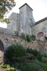 Château de Jouffroy-d'Abbans -  Schloss in Abbans-Dessus