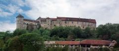 Château (ensemble du) - Français:   Château de Belvoir