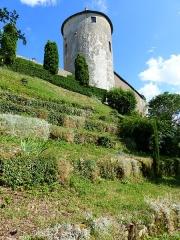 Château (ensemble du) - Français:   Château de Belvoir (25)