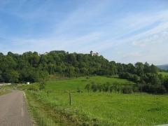 Château (ensemble du) - Français:   Chateau de Belvoir - Doubs - Franche Comté - France.jpg