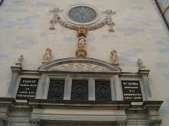 Abbaye des Bénédictins de Saint-Vincent -  Eglise Notre Dame Besançon