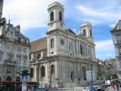 Eglise de la Madeleine -  Basilique Sainte Madeleine de Besançon