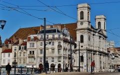Eglise de la Madeleine - Deutsch: Ste. Madeleine, Besancon, Département Doubs, Region Frache-Comté (heute Burgund-Franche-Comté), Frankreich