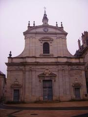 Eglise Saint-Maurice - Deutsch: Fassade von St. Maurice, Besancon