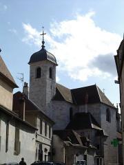 Eglise Saint-Maurice -  Eglise Saint Maurice Besançon