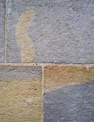 Eglise Saint-Maurice -  pierre calcaire dite