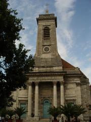 Eglise Saint-Pierre -  Eglise Saint Pierre Besançon