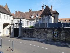Ancien Hôtel Boistouset ou Hôtel Dagay - English: Hôtel Boistouset in Besançon, France.