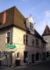 Hôtel Mareschal -  Hôtel particulier dit Hôtel Mareschal à Besançon