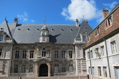 Hôtel de ville -  Besancon townhall in the French Jura with fantastic Architecture!