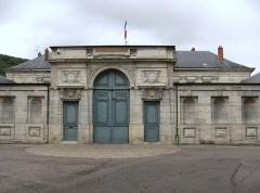 Ancienne Intendance de Franche-Comté, actuellement Hôtel de la Préfecture du Doubs - English: Prefecture of Besançon (Doubs, France)