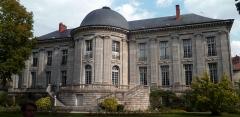 Ancienne Intendance de Franche-Comté, actuellement Hôtel de la Préfecture du Doubs - French architect