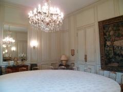 Ancienne Intendance de Franche-Comté, actuellement Hôtel de la Préfecture du Doubs - Français:   Salon de l\'ancienne intendance de Franche-Comté, actuelle préfecture.