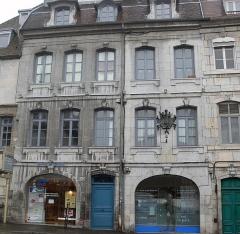 Maison natale de Victor Hugo - Français:   Maison natale de Victor Hugo; 140 Grande Rue Besançon