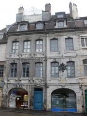 Maison natale de Victor Hugo - Français:   Maison natale de Victor Hugo; 140 Grande Rue à Besançon