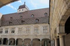 Palais Granvelle, actuellement musée -  Besancon Palais granvelle with chapel and now a historic museum (Musee du temps)