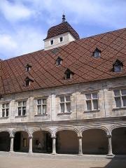 Palais Granvelle, actuellement musée -  Palais Granvelle de Besançon