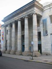 Théatre municipal - Deutsch: Theater in Besancon, 1779