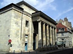 Théatre municipal -  Théâtre municipal de Besançon