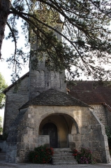 Eglise -  Pfarrkirche Saint-Étienne in Boussières