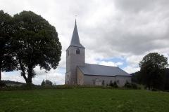 Eglise - Français:   Église de Chaux-Neuve (Doubs).